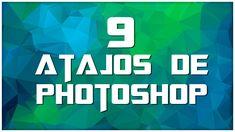 Photoshop 9 Atajos de Photoshop Muy Utiles