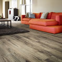 Moduleo Impress Mountain Oak 870 - chic living room