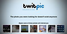 Twitpic Is Shutting Down