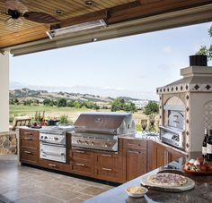 This Beautiful, 100% Stainless Steel (yes 100% Stainless Steel) Outdoor  Kitchen