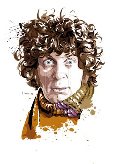 The Forth Doctor Who by ~hansbrown-77 on deviantART