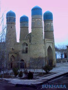 BUKHARA, UZBEKISTAN (image by ilaria gabbi)