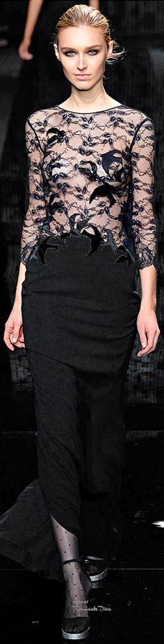 #NYFW Diane von Furstenberg Fall 2015 RTW ♔THD♔
