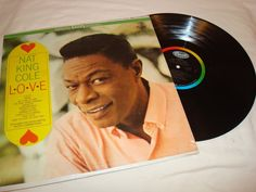 Nat King Cole – L-O-V-E  $5-$15 I would be just as happy with a 45 of L-O-V-E $3-$5