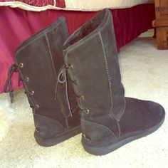 "Selling this ""BEARPAWBOOTS"" in my Poshmark closet! My username is: stocktonswifey. #shopmycloset #poshmark #fashion #shopping #style #forsale #Bearpaw #Boots"