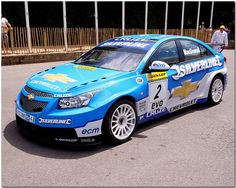 British Touring Cars. If only....