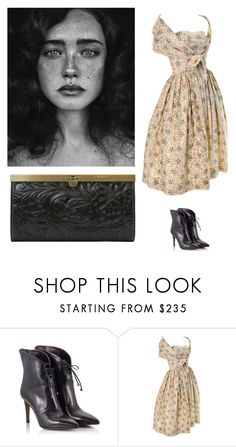"""Love every freckle #7"" by amory-eyre ❤ liked on Polyvore featuring Fratelli Karida and Patricia Nash"