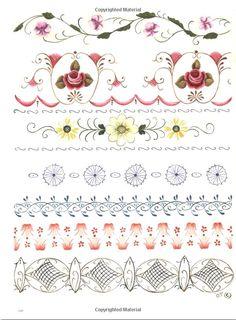 Borders from The Big Book of Decorative Borders: Jodie Bushman
