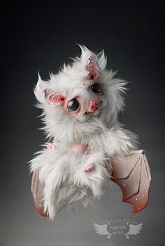Polar bat by katyushka-dolls on DeviantArt