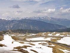 Pässe in Südtirol: Jaufenpass