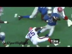 AMAZING Barry Sanders Highlights - Great Quality