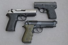 Meet the family: #Beretta #Px4 Stainless, Nano & #M9A1Find our speedloader now!  http://www.amazon.com/shops/raeind