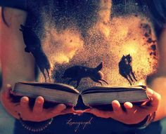 Stories and make-believe ~ by Krissy ღ ~ | We Heart It