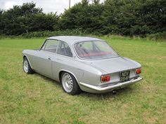 Alfa Romeo Giulia GT: simply Wonderful!