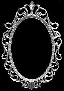 M s de 1000 ideas sobre marcos antiguos en pinterest for Espejo vintage plateado