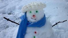 Patti's snowman