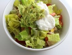 How to Make a Chipotle-Style Chicken Burrito Bowl