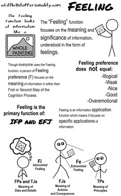 Feeling in Focus ~ A Little Bit of Personality: What Do All These Letters Mean Anyway? #Feeler #MBTI