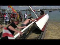 Micro Quai - Beg Braz inauguré - La Pointe de Penmarc'h