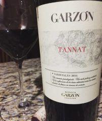 Bodega Garzon, Tannat, 2014, from the Maldonado wine region of Uruguay
