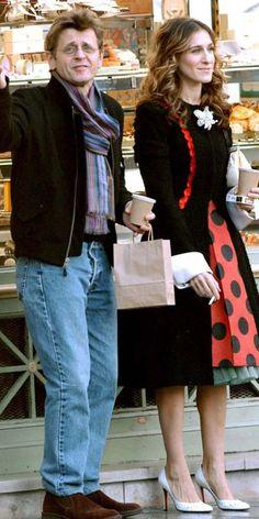 Os sapatos favoritos de Carrie Bradshaw #sexandthecity | Chic - Gloria Kalil: Moda, Beleza, Cultura e Comportamento