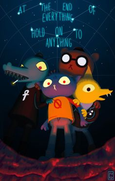 Nitw - Ghosts, Gods, and Pizza End of the World in Possum Springs!