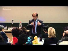 Rik Torfs, rector van de KULeuven. Voormalig politicus. Kerkjurist. Mediafiguur. In zijn eigengereide stijl gaf hij op de conferentie Educat...