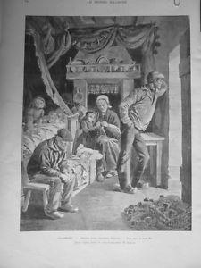 1903 MI1 INDIGENCE BRETAGNE DOUARNENEZ CHAUMIERE SANS PAIN NI FEU ENFANT AFFAME   eBay