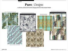 Interiors Print & Pattern Trend Report Spring/Summer 2017 | Patternbank