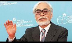 """""""We get strength and encouragement from watching children."""" Hayao Miyazaki"""