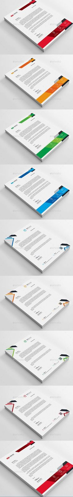Letter Head Bundle by Mansa Print Best Printing and Advertising Company