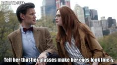 Dating Tips from the Doctor #133