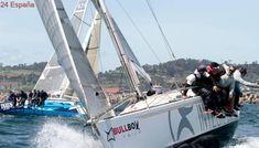 Comienzan las regatas en el Astur de Gijón