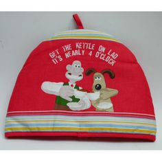 Keep tea warm with this Wallace and Gromit tea cover! Disney On Ice, Disney Live, Chelsea Clock, Cosy Corner, Tea Cozy, Cozies, Tea Cosies, Having A Crush, Things To Buy