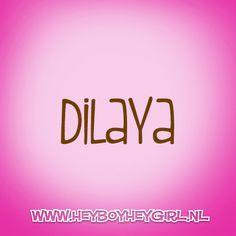 Dilaya (Voor meer inspiratie, en unieke geboortekaartjes kijk op www.heyboyheygirl.nl)