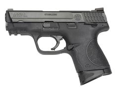 Smith & Wesson® M&P40C Compact Pistol with Magazine Safety and Internal Lock | Bass Pro Shops
