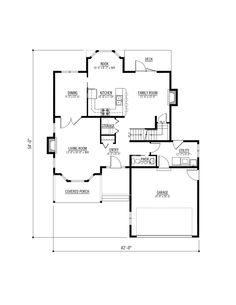 The Lodgepole - Prefabricated Home Plans | Winton Homes