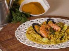 Γιουβετσάκι με μαρινάρα οστρακοειδών! Νηστίσιμο! Video! Grains, Rice, Chicken, Meat, Food, Eten, Seeds, Meals, Korn