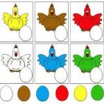 Back to Color sorting and matching activities « previous in gallery next in gallery Color Activities For Toddlers, Preschool Colors, Preschool Learning Activities, Free Preschool, Preschool Worksheets, Preschool Activities, Kids Learning, Activities For Kids, Colour Activities