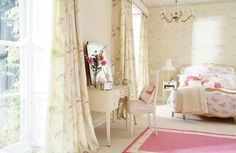 Traditional bedroom...