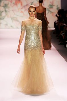 Incredible regal ethereal gown