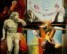 Paris Art Web - Painting - Nicolae Maniu