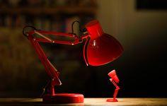 Wallpaper lamp, table, large, small, light