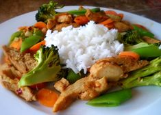 Chicken And Vegetable Stir Fry Recipe - Chinese.Food.com
