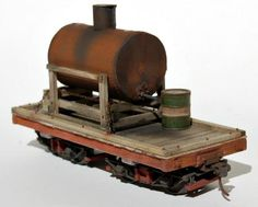 New 16' industrial tank car kit