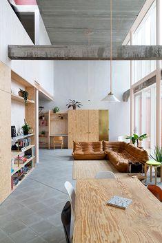 Living Room Interior, Home Living Room, Living Spaces, Living Room Inspiration, Home Decor Inspiration, Minimalism Living, Home Furniture, Furniture Design, Deco Design
