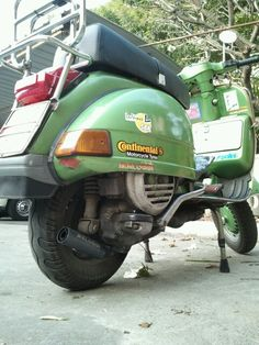 With malossi Vespa, Motorcycle, Vehicles, Wasp, Hornet, Biking, Motorcycles, Vespas, Vehicle
