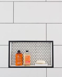 See stunning bathrooms and kitchens with penny-round tile and discover why this tile trend is back and here to stay for the long haul.