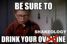 T25 & Shakeology
