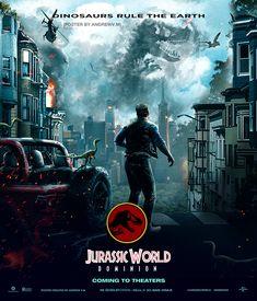 Jurassic World Poster, Jurassic World Wallpaper, Jurassic Park Trilogy, Jurassic Park Jeep, Jurassic World Fallen Kingdom, Jurassic Park World, Batman Begins Movie, Dinosaur Fight, Walking With Dinosaurs